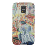 The Street Enters the House, 1911 Galaxy S5 Covers