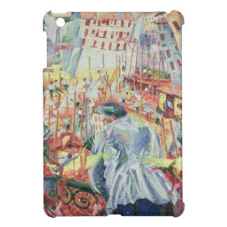The Street Enters the House, 1911 iPad Mini Covers