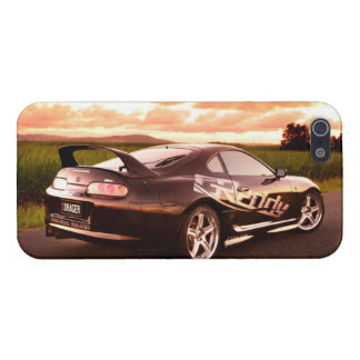 The Street King - Black Beauty Covers For iPhone 5