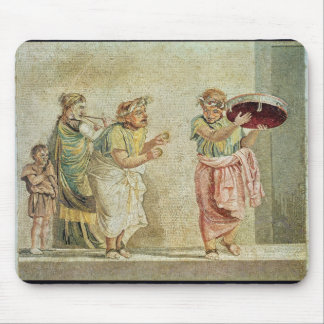 The Street Musicians, c.100 BC Mouse Pad