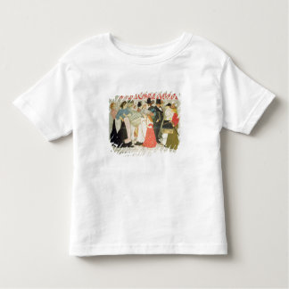 'The Street', poster for the printer Charles Verne Toddler T-shirt