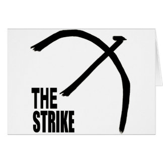 The Strike Products Greeting Card