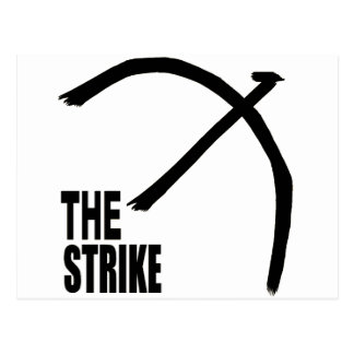 The Strike Products Postcard