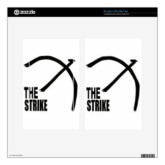 The Strike Products Skin For Kindle Fire