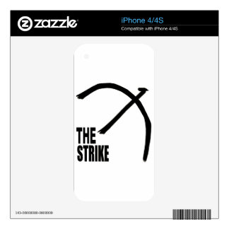 The Strike Products iPhone 4 Skins