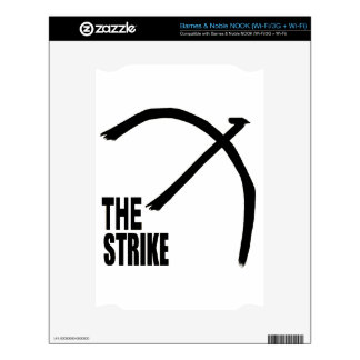 The Strike Products Decals For NOOK