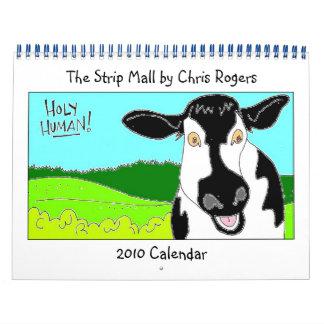 The Strip Mall 2010 Calendar
