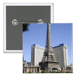 The Strip Paris Las Vegas Luxury Hotel Pins