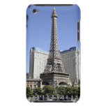 The Strip, Paris Las Vegas, Luxury Hotel Barely There iPod Case