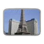 The Strip, Paris Las Vegas, Luxury Hotel MacBook Sleeve