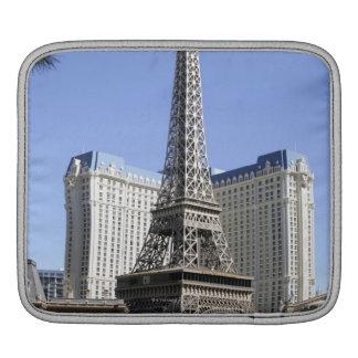 The Strip, Paris Las Vegas, Luxury Hotel iPad Sleeves