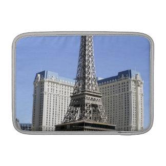 The Strip, Paris Las Vegas, Luxury Hotel MacBook Air Sleeve