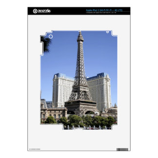 The Strip, Paris Las Vegas, Luxury Hotel Skin For iPad 3