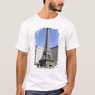 The Strip, Paris Las Vegas, Luxury Hotel T-Shirt