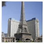 The Strip, Paris Las Vegas, Luxury Hotel Ceramic Tiles