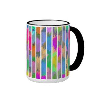 The Striped Balloon Coffee Mug