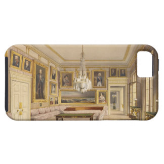 The Striped Drawing Room, Apsley House, 1853 (prin iPhone SE/5/5s Case