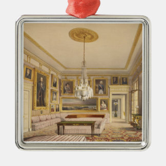 The Striped Drawing Room, Apsley House, 1853 (prin Christmas Tree Ornament