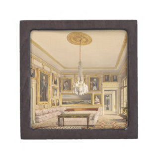 The Striped Drawing Room, Apsley House, 1853 (prin Premium Trinket Boxes