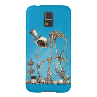 The Stroll light BG Galaxy S5 Case