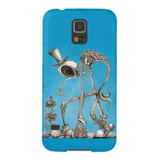The Stroll light BG Galaxy S5 Cases