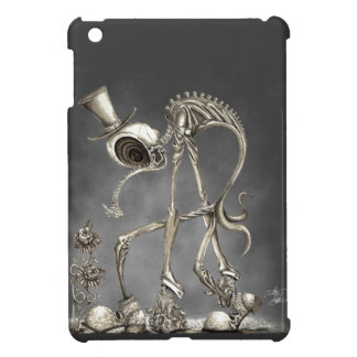 The stroll w/ light BG Case For The iPad Mini