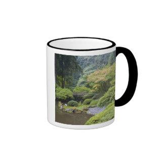 The Strolling Pond with Moon Bridge Coffee Mug