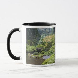 The Strolling Pond with Moon Bridge Mug