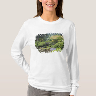 The Strolling Pond with Moon Bridge T-Shirt