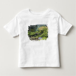 The Strolling Pond with Moon Bridge Toddler T-shirt