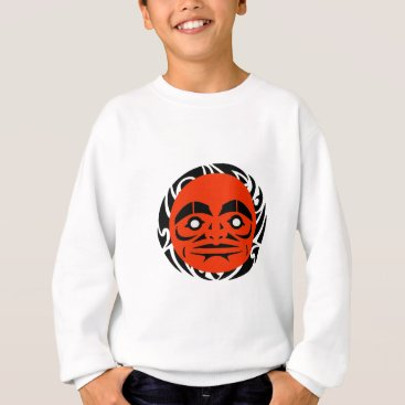 Aztec Themed THE STRONG ONE SWEATSHIRT