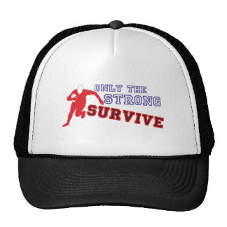 The Strong Survive Trucker Hat