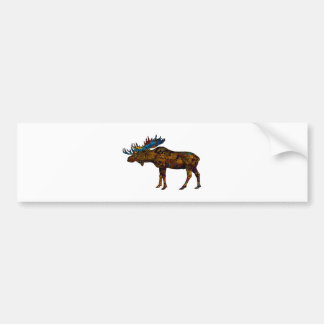 THE STRONGEST ONE BUMPER STICKER