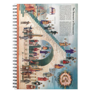 The Structure of Freemasonry Notebook