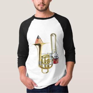 The Stubbie Bass Trombone T-Shirt