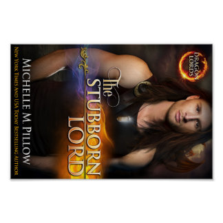 The Stubborn Lord Bookcover Poster