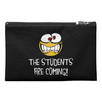 The Students Are Coming Travel Accessory Bag