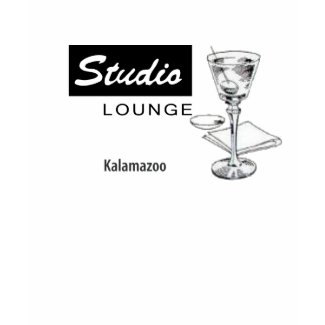 The Studio Lounge of Kalamazoo shirt