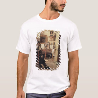 The Studio of Ingres in Rome, 1818 T-Shirt