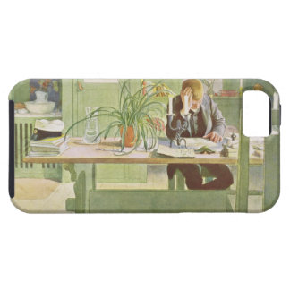 The Study Room, pub. in 'Lasst Licht Hinin'(`Let i iPhone SE/5/5s Case