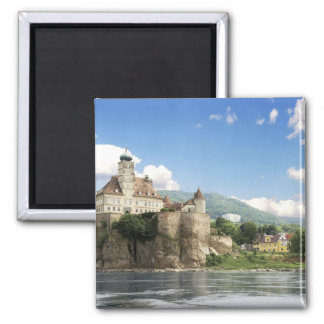 The stunning Schonbuhel Castle sits above the 2 Inch Square Magnet