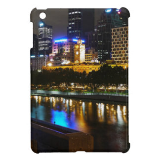 The Stunning Yarra And Melbourne Skyline at Night iPad Mini Cases