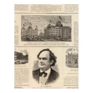 The Sturtevant House, New York Postcard