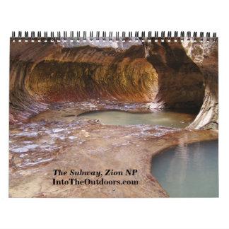 The Subway 2012 Calendar