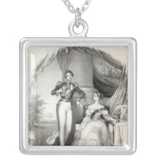 The Successful Candidate Silver Plated Necklace