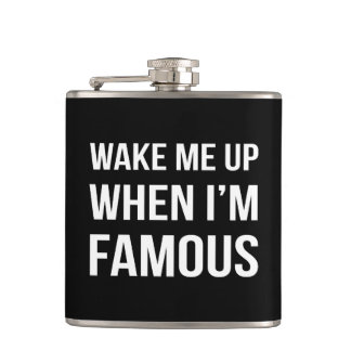 The Sudden Fame Flask