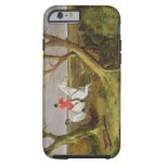The Suffolk Hunt - Gone Away (oil on canvas) Tough iPhone 6 Case