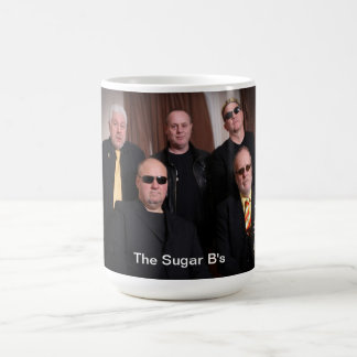 THe Sugar B's Picture Mug