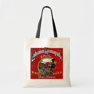 The Sugar Cane Train with Baldwin  Locomotives Budget Tote Bag
