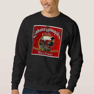 The Sugar Cane Train with Baldwin  Locomotives Sweatshirt